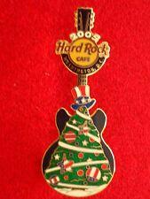 HRC Hard Rock Cafe Washington Christmas 2005 National Tree Guitar LE300