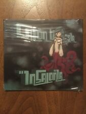 SALON VICTORIA - INSATONIA - SEALED-CD Insalonia Rock En Español New