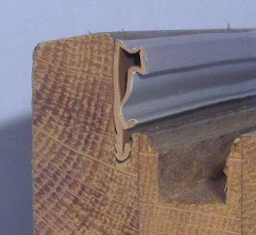 JOINT D 312 OUVRANT RAINURE 3 mm Joint de calfeutrement sur Ouvrant
