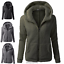 Women-039-s-Warm-Winter-Zip-Up-Fleece-Fur-Coat-Hooded-Parka-Overcoat-Jacket-Outwear thumbnail 4