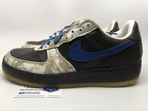 hot sale online fe1ae c5910 Image is loading Nike-Air-Force-1-One-inside-out-uptown-
