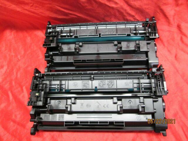 HP 58A Original LaserJet Toner Cartridge, Black (CF258A) new open box