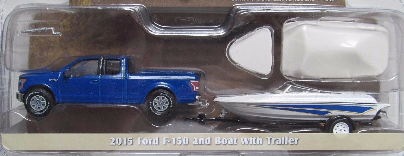 HITCH & TOW SERIES 6 SET SET SET OF 4 CONCESSION TRAILER BOAT W TRAILER AIRSTREAM 16' 85149c