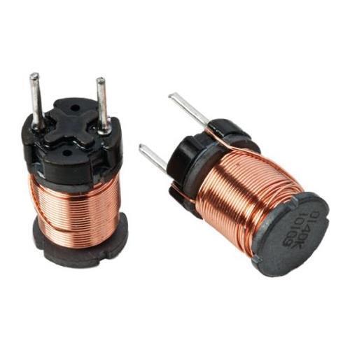 Q:30 IDC 91mΩ 8RBH 1.3A RDC 10 X Toko 39 ΜH ± 10/% con plomo inductor de ferrita