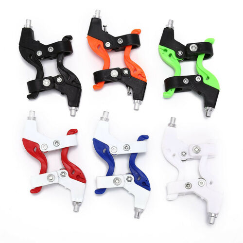 1 pair plastic kids children bicycle brake handle bike cycling brake levers  TD