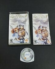 Legend of Heroes II: Prophecy of the Moonlight Witch (Sony PSP, 2006)