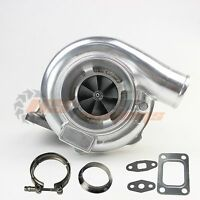 Gt35 Gt3576 High Quality Turbo Charger A/r.82 V-band T3 Flange Clamp Gasket Kit