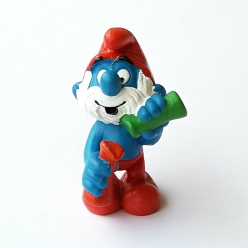 Grand Smurf Smurf Schleich 20164 with Potion Choice of To
