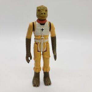 Vintage Star Wars Bossk Action Figure Authentic Kenner 1980 Hong Kong