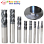 8pcs-2-12mm-4-Flutes-Carbide-End-Mill-Set-Tungsten-Steel-Milling-Cutter-Tool thumbnail 1