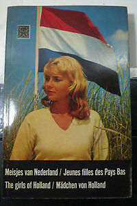 The Girls of Holland by Jan Blokker 1955