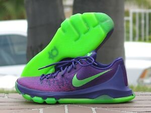 2fd28d2cafb Details about Nike KD 8 EP VIII Suit Kevin Durant Men's Basketball Sneakers  749375-535