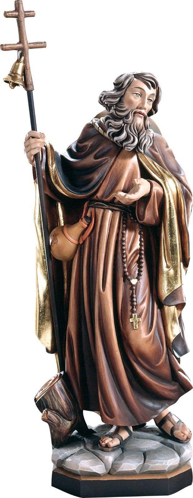 Statue San Irmund. Hl. Irmund Wooden Statuen