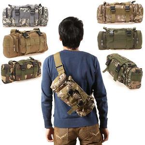 3P-Military-Assault-Combined-Backpack-Rucksacks-Sport-Mens-Camping-Waist-Bag
