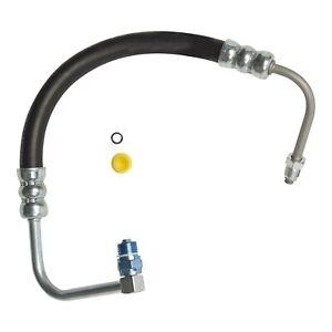 Power Steering Pressure Line Hose Assembly-Pressure Line Assembly Edelmann 80339
