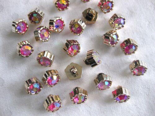 verschiedene Farben,Farbe wählbar K119 15 hübsche Knöpfe ca.10mm
