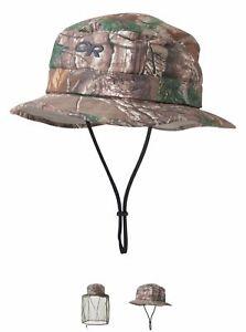 c1f0b05f13dbe Outdoor Research Men s MOSQUITO NET Bug Helios Realtree Camo Sun Hat ...