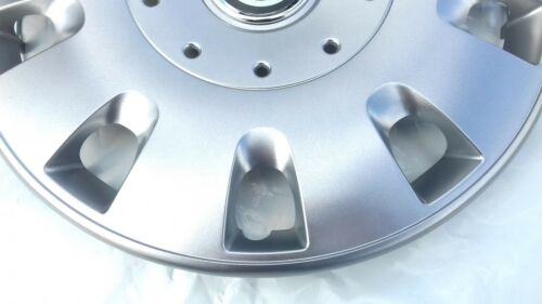 """16/"""" WHEEL TRIMS TO FIT VW TRANSPORTER SET OF 4 T3 T4 T5 T6 HUB CAPS NEW"""