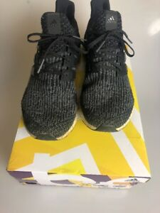 67f08537016 Adidas Ultra Boost 3.0 Mens Size 13 Black S80731 Boost Sneakers