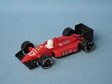 Matchbox Grand Prix Car F1 Ferrari Racing 27 Toy Model Car with white logo 70mm