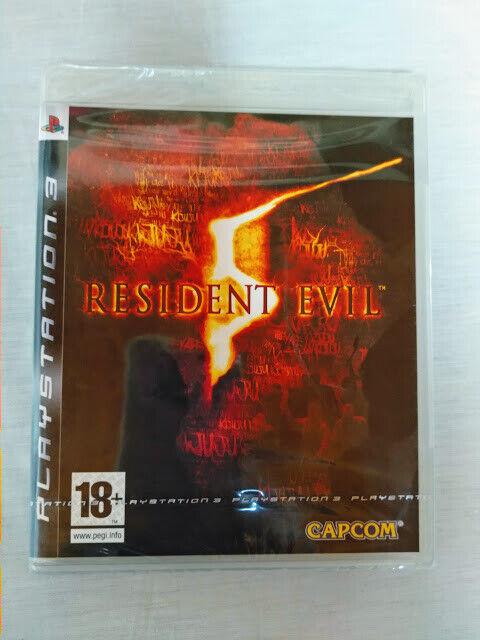 Resident Evil 5 juego para PS3 2 Nuevo y precintado Pal