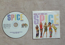 """CD AUDIO MUSIQUE / SPICE GIRLS """"SPICE UP YOUR LIFE"""" CD SINGLE 2T 1997 POP"""