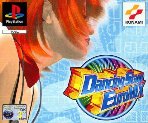 Dancing Stage Euromix - Platinum (PS), Good PlayStation, Playstation Video Games
