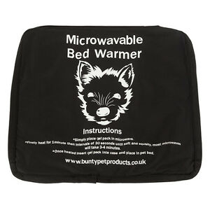 Bunty-Microwavable-Pet-Cat-Dog-Puppy-Bed-Warmer-Hot-Heater-Microwaveable-Gel-Mat