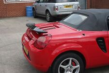 Toyota MR2 Mk3 Rear Boot Tailgate Spoiler/Trunk Wing 1999-2007 - Brand New!