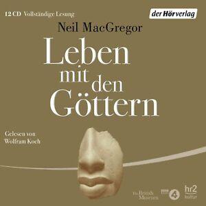 LEBEN-MIT-DEN-GOTTERN-NEIL-MACGREGOR-WOLFRAM-KOCH-12-CD-NEW