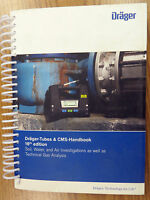 Draeger 9092086 Tubes & Cms Handbook 16th Edition