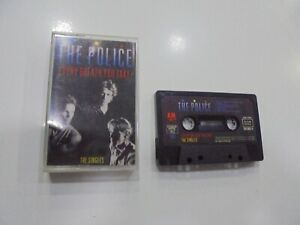 The Police Kassette Spanisch Every Breath You Take 1986
