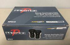 Audiovox Prestige APS57E Remote Start Keyless Entry 1500 Foot Range