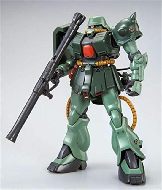 New Bandai HGUC 087 GUNDAM MS-06FZ ZAKU II FZ 1//144 scale kit Japan
