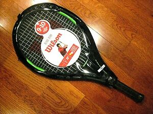 Wilson Blade Team Tennis Racquet with Cover Brand New!