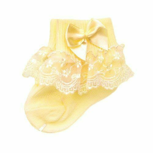 Bow Lace Baby Socks Newborn Cotton Baby Girls Sock Cute Toddler Socks Princess