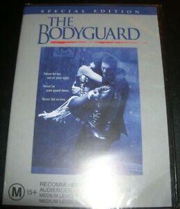 The-Bodyguard-Whitney-Houston-Kevin-Costner-Australia-Region-4-DVD-New
