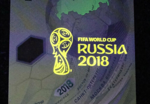 Russia 100 Rubles Commemorative Polymer Banknote 2018 UNC Football World Cup