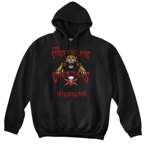 IGGY AND THE STOOGES inspired Search and Destroy Hoodie