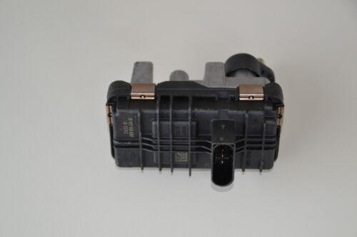 Hella turbocompresor unidad de control servomotor carga regulador de presión 6nw01043001 21432-01