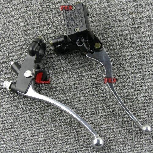 Brake Master Cylinder Clutch Lever for Honda Rebel CA250 125 95-99 CMX250 85-14
