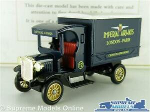 Dennis Truck Lorry Van Model Imperial Airways Croydon 1:64 Approx Days Gone K8
