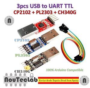 3pcs-USB-to-TTL-Module-1pc-pl2303-1pc-cp2102-1pc-ch340-USB-UART-moduli