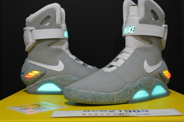 2011 Limited Edition Nike Mag 10 Back to the Future II Marty McFly 2015 NEW kobe