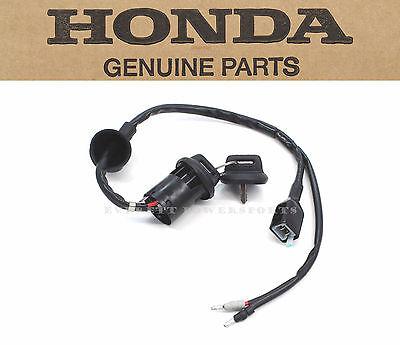 Ignition Key Switch Fit For 85-87 Honda TRX250 Fourtrax Shaftdrive Model#F58 USA