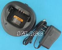 110v-240v Ni-mh Battery Charger For Motorola Radio Gp3688 Gp3188 Cp040 Cp150