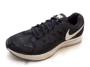 6e5f36e843dc Image is loading Nike-Zoom-Responsive-Running-Athletic-Black-Shoes-Mens-