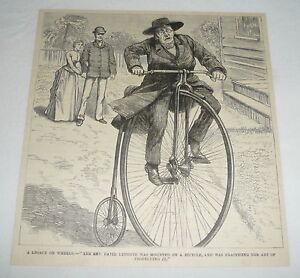 1887-magazine-engraving-REV-DAVID-LYDGATE-ON-BICYCLE
