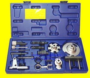 Satz-A-8215UPG-Werkzeug-Zahnriemenwechsel-VW-Audi-V6-2-7-amp-3-0-V8-4-0-amp-4-2-TDI