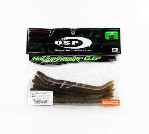 OSP Soft Lure Dolive Crawler 6.5 Inches TW-139 3912